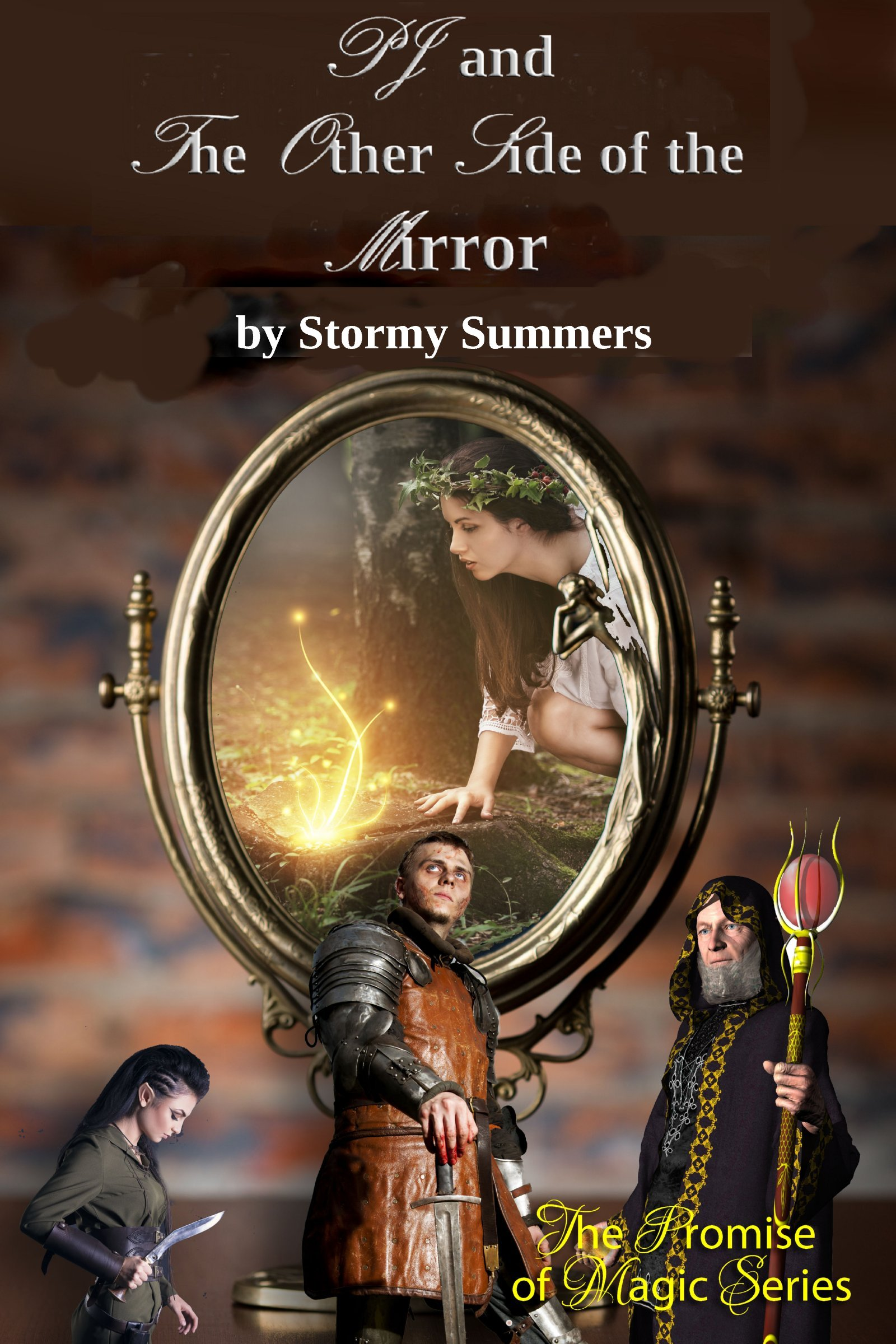 PJ and the Other Side of the Mirror by Stormy Summers