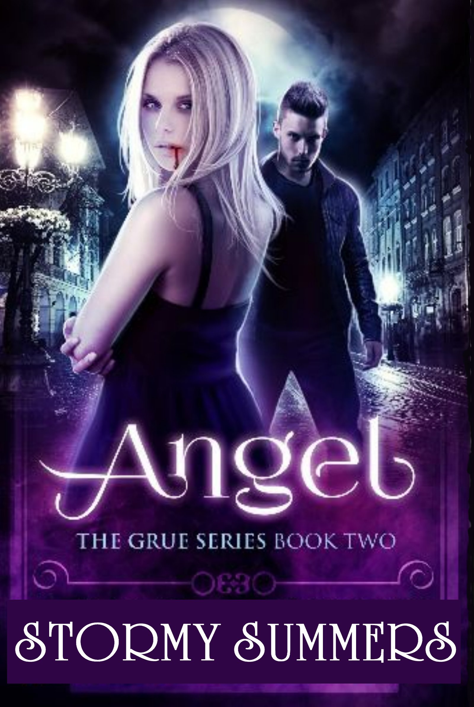 Angel: The Grue, Book 2 by Stormy Summers